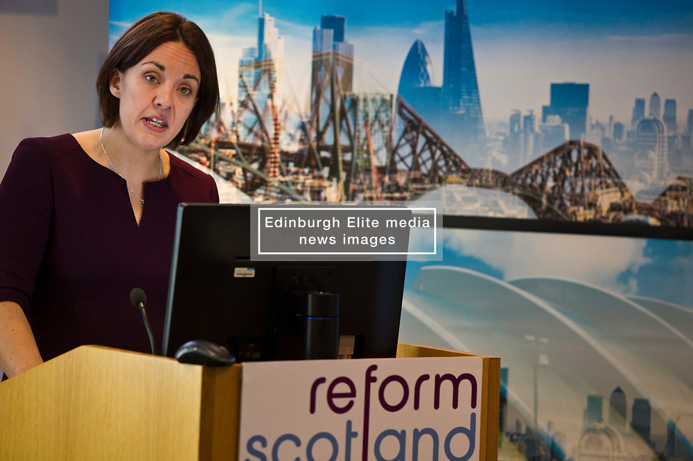 Pictured: Kezia Dugdale<br /> Scottish Labour leader Kezia Dugdale, MSP,  addressed Reform Scotland today on the Scottish Budget tonight in Edinburgh. This the fifth in the series from Scottish Parties arranged by Shepherd and Wedderburn in Edinburgh to discuss the Scottish Budget.<br /> <br /> Ger Harley   EEm 8 March 2017