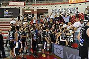 DESCRIZIONE : Roma LNP Serie A2 Ovest 2015-16 Acea Roma Orsi Tortona<br /> GIOCATORE : Orsi Tortona<br /> CATEGORIA : esultanza pubblico tifosi postgame<br /> SQUADRA : Orsi Tortona<br /> EVENTO : Campionato Serie A2 Ovest 2015-2016<br /> GARA : Acea Roma Orsi Tortona<br /> DATA : 04/10/2015<br /> SPORT : Pallacanestro <br /> AUTORE : Agenzia Ciamillo-Castoria/G.Masi<br /> Galleria : Serie A2 Ovest 2015-2016<br /> Fotonotizia : Roma Serie A2 Ovest 2015-16 Acea Roma Orsi Tortona