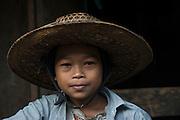 Khasi boy<br /> Nongriat, Khasi Hills<br /> Meghalaya, ne India<br /> Range: South China, NE India, Burma