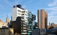 459 West 18th Street, designed by  Della Valle + Bernheimer, Chelsea,  New York City, New York, USA