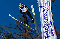 Gregor Schlierenzauer of Austria competes during Flying Hill Individual at 4th day of FIS Ski Jumping World Cup Finals Planica 2011, on March 20, 2011, Planica, Slovenia. (Photo by Vid Ponikvar / Sportida)