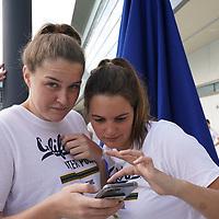 2020.01.11 Cal Women's Water Polo at SJSU
