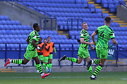 Bolton Wanderers v Forest Green Rovers 120920
