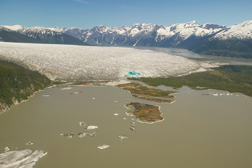 USA, Alaska, Inside Passage, Juneau, Tongass National Forest, Taku Inlet