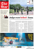 February 17, 2021 (AFRICA): Front-page: Today's Newspapers In AFRICA