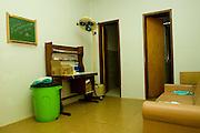 Jeceaba_MG, Brasil...Estado de conservacao de um hospital em Jeceaba...The conservation status of a hospital in Jeceaba...Foto: VICTOR SCHWANER /  NITRO