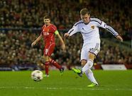 Liverpool v FC Basel 091214