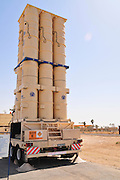 The Arrow or Hetz is a family of anti-ballistic missiles designed to fulfill an Israeli requirement for a theater missile defense system that would be more effective against ballistic missiles than the MIM-104 Patriot surface-to-air missile.