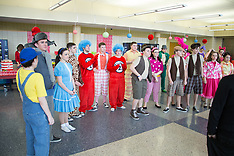 Dr. Seuss Birthday Party