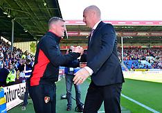 Burnley v AFC Bournemouth - 13 May 2018