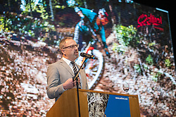 29.01.2019, Stadtsaal, Lienz, AUT, TVBO Wahl 2019, Wahlwiederholung, im Bild Otto Trauner // during the redial of the TVBO election at the Stadtsaal in Lienz, Austria on 2019/01/29. EXPA Pictures © 2019, PhotoCredit: EXPA/ Johann Groder
