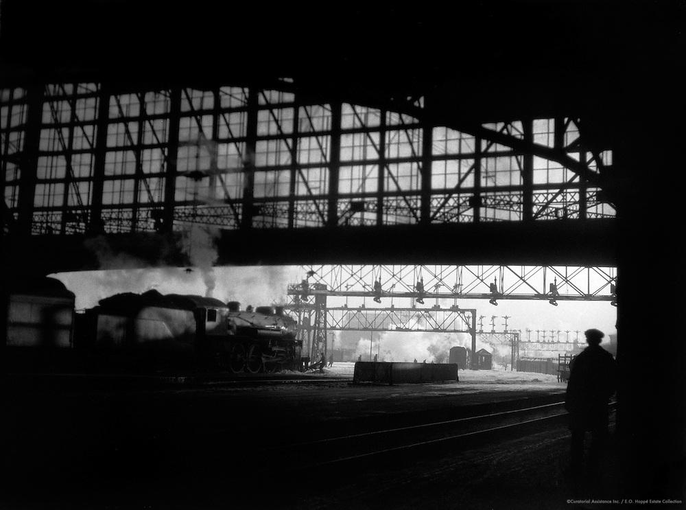 Boston Railway Station, Massachusetts, 1926