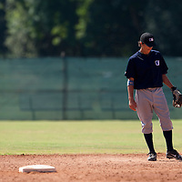 Baseball - MLB European Academy - Tirrenia (Italy) - 21/08/2009 - Player, Second base