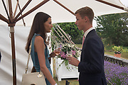 ELEANOR LAMBERT, WILL GORDON-LENNOX, Cartier Style et Luxe, Goodwood Festival of Speed. 7 July 2019