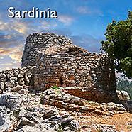 Pictures & Images of Sardinia - Sardinia Historical Travel Sites -