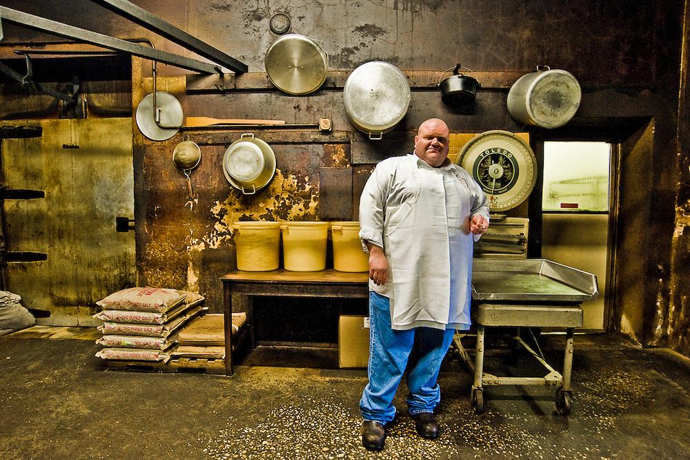 John Fullilove, Pit Master Smitty's Market - Lockhart, Texas