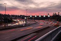 Interstate 90 @ Sunset, Bellevue