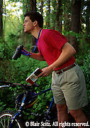 Bicycling, Pennsylvania, Outdoor recreation, Biking in PA Birdwatching, Young Adult Male, Young Adult Couple Mountain Bikes