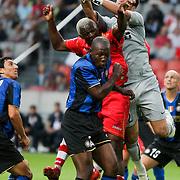 NLD/Amsterdam/20080808 - LG Tournament 2008 Amsterdam, FC Internazionale v Sevilla FC, Julio Cesar