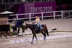 Van Liere Dinja, NED, Haute Couture<br /> Olympic Games Tokyo 2021<br /> © Hippo Foto - Dirk Caremans<br /> 21/07/2021