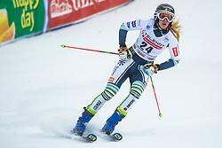 Ana Bucik (SLO) during the Ladies' Giant Slalom at 57th Golden Fox event at Audi FIS Ski World Cup 2020/21, on January 17, 2021 in Podkoren, Kranjska Gora, Slovenia. Photo by Vid Ponikvar / Sportida