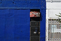 Blu Monkey Bar & Lounge in Hollywood, California.