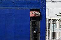 Blu Monkey Bar & Lounge in Hollywood, California.