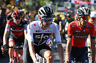 Wout Poels (NED - Team Sky) after the finish of stage during the 105th Tour de France 2018, Stage 15, Millau - Carcassonne (181,5 km) on July 22th, 2018 - Photo George Deswijzen / Pro Shots / ProSportsImages / DPPI