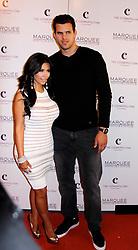 ©2011 RAMEY PHOTO 310-828-3445<br /> <br /> Las Vegas, Nevada, October 22, 2011<br /> <br /> Kim Kardashian and family in Vegas.<br /> <br /> ELMO (Mega Agency TagID: MEGAR60846_3.jpg) [Photo via Mega Agency]