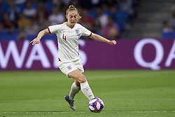 June 27, 2019 - Le Havre, France - Keira Walsh (Manchester City WFC) of England controls the ball during the 2019 FIFA Women's World Cup France Quarter Final match between Norway and England at  on June 27, 2019 in Le Havre, France. (Credit Image: © Jose Breton/NurPhoto via ZUMA Press)