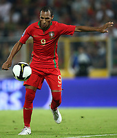 World Cup 2010 Preview - Portugal Team. In picture: Liedson . **File Photo** 20091014. PHOTO: Pedro Pereira/CITYFILES