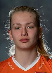 14-05-2019 NED: Photoshoot national volleyball team Women, Arnhem<br /> Annick Meijers of Netherlands