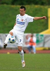 Peter Kalin of Primorje at 29th Round of Slovenian First League football match between NK Interblock and NK Primorje at ZAK Stadium, on April 20, 2009, in Ljubljana, Slovenia. (Photo by Vid Ponikvar / Sportida)