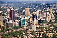 North Sydney Skyline