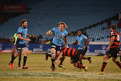 Tian Schoeman during the Currie Cup premier division match between the Blue Bulls and EP Kings held at Loftus Versfeld stadium, Pretoria, South Africa on the 19th August 2016Photo by:   Real Time Images