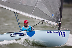 Edward Wright, Medal races, May 29th, Delta Lloyd Regatta in Medemblik, The Netherlands (26/30 May 2011).