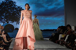 London, 4 June 2016. Catwalk Show organized by Pakistan Fashion Week (PFW9) at the Grand Connaught Rooms