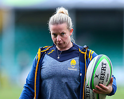 Worcester Warriors Women Lead Coach Sian Moore  - Mandatory by-line: Nick Browning/JMP - 20/12/2020 - RUGBY - Sixways Stadium - Worcester, England - Worcester Warriors Women v Harlequins Women - Allianz Premier 15s
