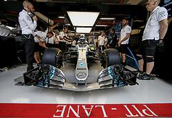September 15, 2018 - Singapore, Singapore - Motorsports: FIA Formula One World Championship 2018, Grand Prix of Singapore, .#77 Valtteri Bottas (FIN, Mercedes AMG Petronas Motorsport) (Credit Image: © Hoch Zwei via ZUMA Wire)