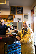 Café Italia is a pure, traditional Italian coffeehouse: an unpretentious, unadorned, and casual space wherein students, progressive professionals, and all those musicians, artists, and social activists can meet and hang out - for hours if they want to.  Located just blocks away from the Jean Talon Market.