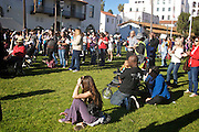 21 January 2013-Santa Barbara, CA:  Santa Barbara Honors Dr. Martin Luther King Day with a Pre March Rally<br /> at City Hall in Santa Barbara, California.  After the rally, marchers proceeded to the Arlington Theatre for a celebration program by the MLK Jr.Committee of Santa Barbara.  Photo Credit: Rod Rolle