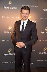 JEREMY RENNER at the launch of La Maison Remy Martin pop-up private members club at 19 Greek Street, Soho, London on 2nd November 2015.