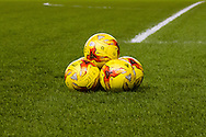 Chesterfield training balls before  the Sky Bet League 1 match at The Den, London<br /> Picture by Richard Brooks/Focus Images Ltd 07947656233<br /> 21/02/2017