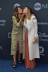 May 14, 2019 - New York, NY, USA - May 14, 2019  New York City..Lisa Vidal and Christina Vidal attending Walt Disney Television Upfront presentation party arrivals at Tavern on the Green on May 14, 2019 in New York City. (Credit Image: © Kristin Callahan/Ace Pictures via ZUMA Press)