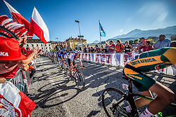 HIRSCHI Marc of Switzerland during the Men Under 23 Road Race 179.9km Race from Kufstein to Innsbruck 582m at the 91st UCI Road World Championships 2018 / RR / RWC / on September 28, 2018 in Innsbruck, Austria.  Photo by Vid Ponikvar / Sportida