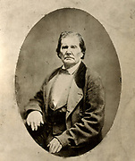 Thomas Lincoln. Father of President Lincoln.