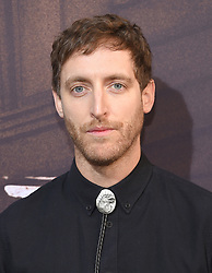 May 14, 2019 - Hollywood, California, U.S. - Thomas Middleditch arrives for the premiere of HBO's 'Deadwood' Movie at the Cinerama Dome theater. (Credit Image: © Lisa O'Connor/ZUMA Wire)