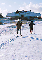 Kennemer GC-Winter-Sneeuw-Skien Copyright Koen Suyk