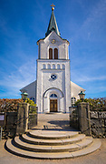 Kyrkhult church is the primary place of worship for the Kyrkhult congregation and is located in the center of Kyrkhult town in Blekinge province, Sweden. The church was built from a design of the architect F.G.A. Dahls and was inaugurated in 1865.
