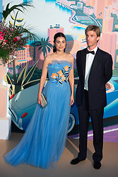 Prince Christian of Hanovre and his wife Princesse Alessandra of Hanovre attend the Rose Ball 2019 at Sporting in Monaco, Monaco. Photo by Stephane Cardinale-Pool/ABACAPRESS.COM